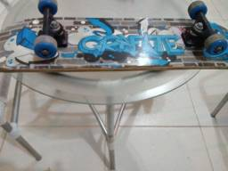 Skate usado perfeito vender logo