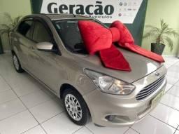 Ford ka + sedam 2015 1.5 SE completo! impecável