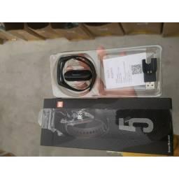 Pulseira Inteligente Rastreador fitness Smartband M5