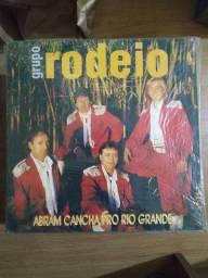 Disco de vinil (LP) Grupo Rodeio - Abram Cancha Pro Rio Grande