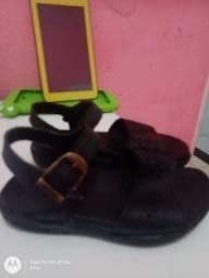 Vendo sandália Ortopé usada pouquíssimas vezes