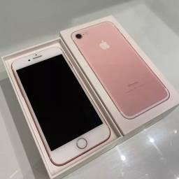 iPhone 7 Rose 32 gigas!
