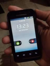 Motorola funcionando tudo boa