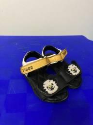 Sandália masculina Tigor