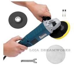 Lixadeira e politriz Songhe Tools 1050W 6 Velocidades