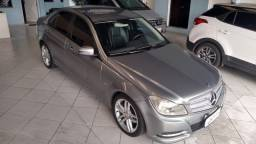 Mercedes-Benz C 180 1.6 CGI Classic 16V Turbo 4P Automatico 2012/2012