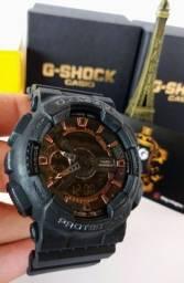 Relógio G-Shock Ga100 Preto