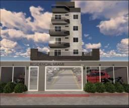 Apartamento em Obras com Área Privativa - B. Piratininga - 2 qts - 1 Vaga