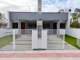 Casa Geminada para Venda em São José, Forquilhas, 2 dormitórios, 1 banheiro, 1 vaga