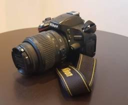 Nikon D5100 - Oportunidade!