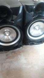 caixa de som semi novo
