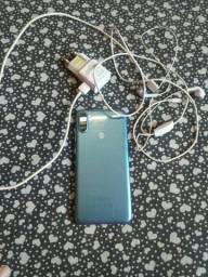 Vendo celular A11 sime novo
