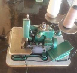 Maquina Costura Overlock Semi Industrial Sequinha Gn1-6d $ 400,00