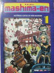 Mangá Mashima-en, Histórias curtas do autor de Fairy Tail