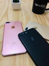 IPhone 7 Plus 128Gb Seminovo com garantia! 12x R$ 228,00