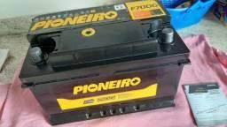 bateria 70 amp pioneira nova