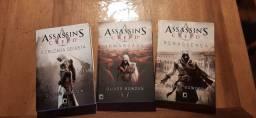 Assassins Creed - 3 livros