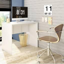 Título do anúncio: Escrivaninha Office Cubic 1.360 Caemmun - Frete Grátis - Receba Hoje!