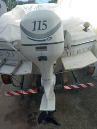 Motor de 115 HP