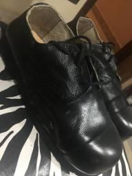 Sapato Botina masculino original novo