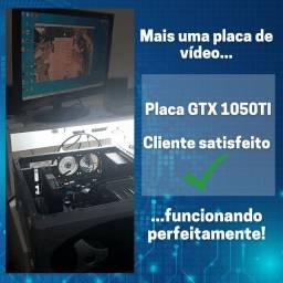 Conserto de Placa de Vídeo, Notebooks, Placa-Mãe, PC Gamer e Desktop!