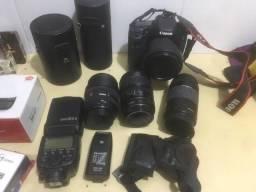 Canon 7D completa