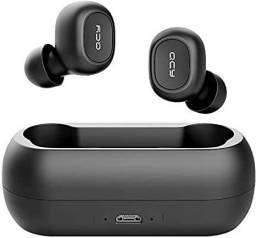 Fone Bluetooth QCY TC1 | Novo | Ótima qualidade de som