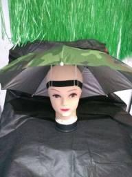 Chapéu guarda chuva