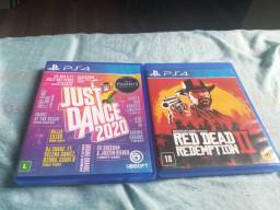 Just Dance 2020 + Red Dead Redemption 2