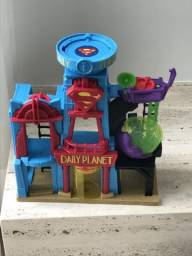 Casa do Superman Imaginext Daily Planet