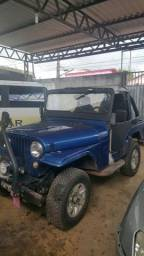 Vendo jeep willys a diesel fone 999773604