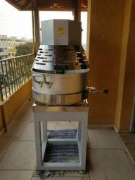 Máquina masseira de salgados Bralyx Hotmixer 35 litros