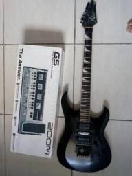 Vendo Guitarra Xcort 11, Zoom g5 e Amplificadore
