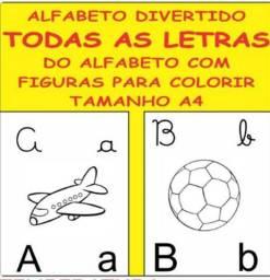 Letras do Alfabeto