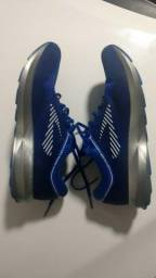 Tênis Brooks Levitate azul n° 43 (semi-novo)