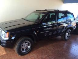 Jeep Grand Cherokee V8 5.2 LIMITED   1996