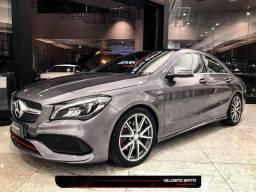 Lindo Mercedes Benz CLA 250 modelo 2017 - 2016