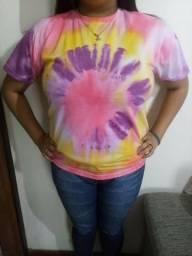 Camisas Estampadas TIE Dye