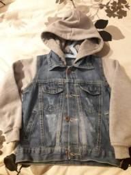 Jaqueta Jeans tamanho 3