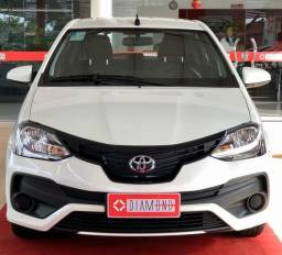 Etios x hetch 1.3 mt - 2020