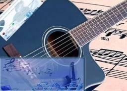Transcrição Musical - partituras, cifras, tablaturas, etc