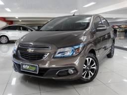 Chevrolet Onix Ltz 1.4 Flex Cinza - 2014