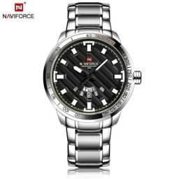 a32883a6448 Relógio Luxo Naviforce alta qualidade em até 12x Sem Juros