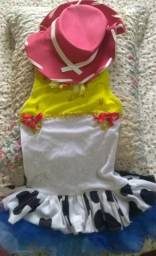 Fantasia Jessie - Toy Story - veste 4/5 anos
