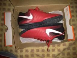 Vendo chuteira Nike tiempo x rio iv 6fb92464e515f