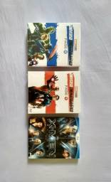 X-Men + Marvel . Filmes Blu-ray