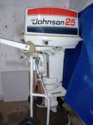 Motor para barco Johnson 25
