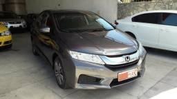 HONDA CITY SEDAN LX CVT 1.5 AUTOMÁTICO  ESTADO DE ZERO  2016