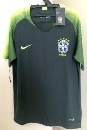 cc9249eb28 Uniforme Treino Seleção Brasileira Nike