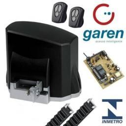 Motor Para Portão Garen Kit Completo